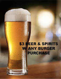 $3 Beers and Spirits